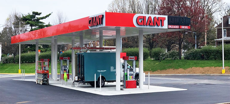Giant Gas Station Locations