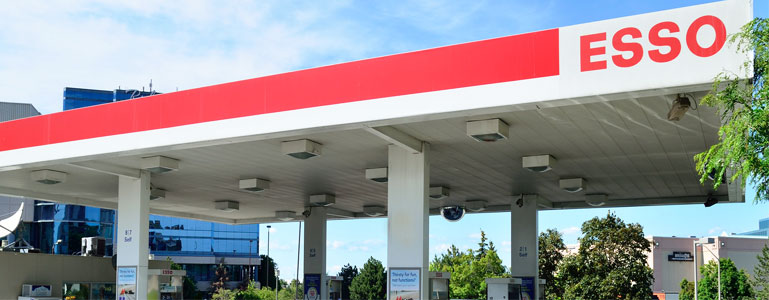 Esso Garages Near Me