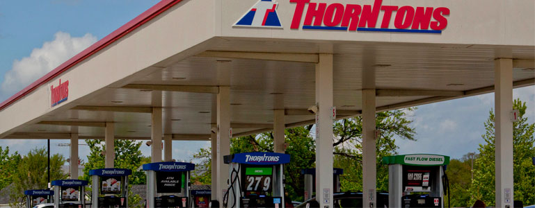 Thorntons Gas Station Near Me