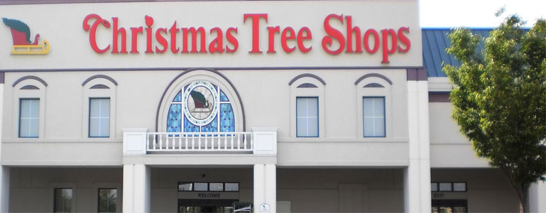 Christmas Tree Shops Near Me