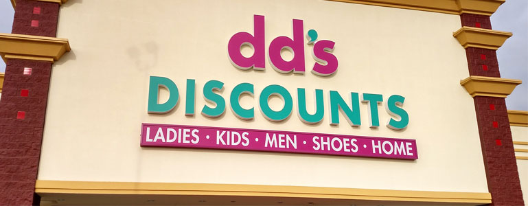 Dd's Discount Near Me