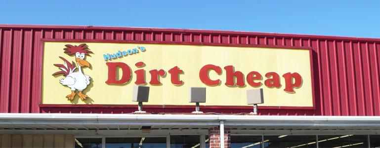 Dirt Cheap Near Me