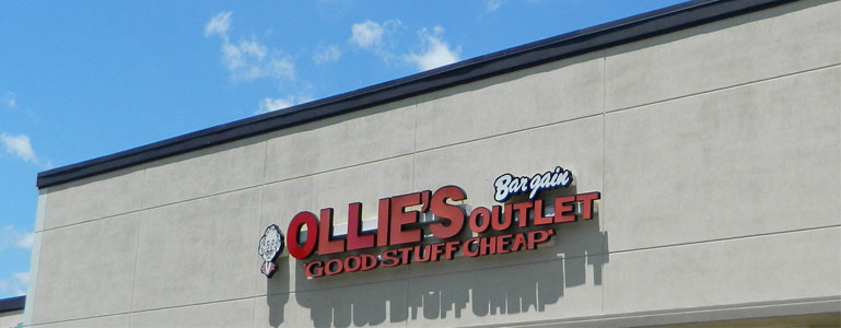 Ollie's Bargain Outlet Near Me