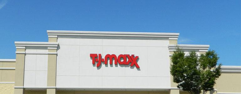 T.J. Maxx Near Me
