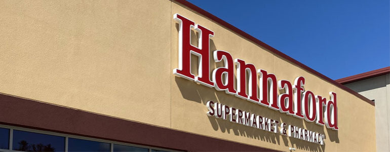 Hannaford Near Me